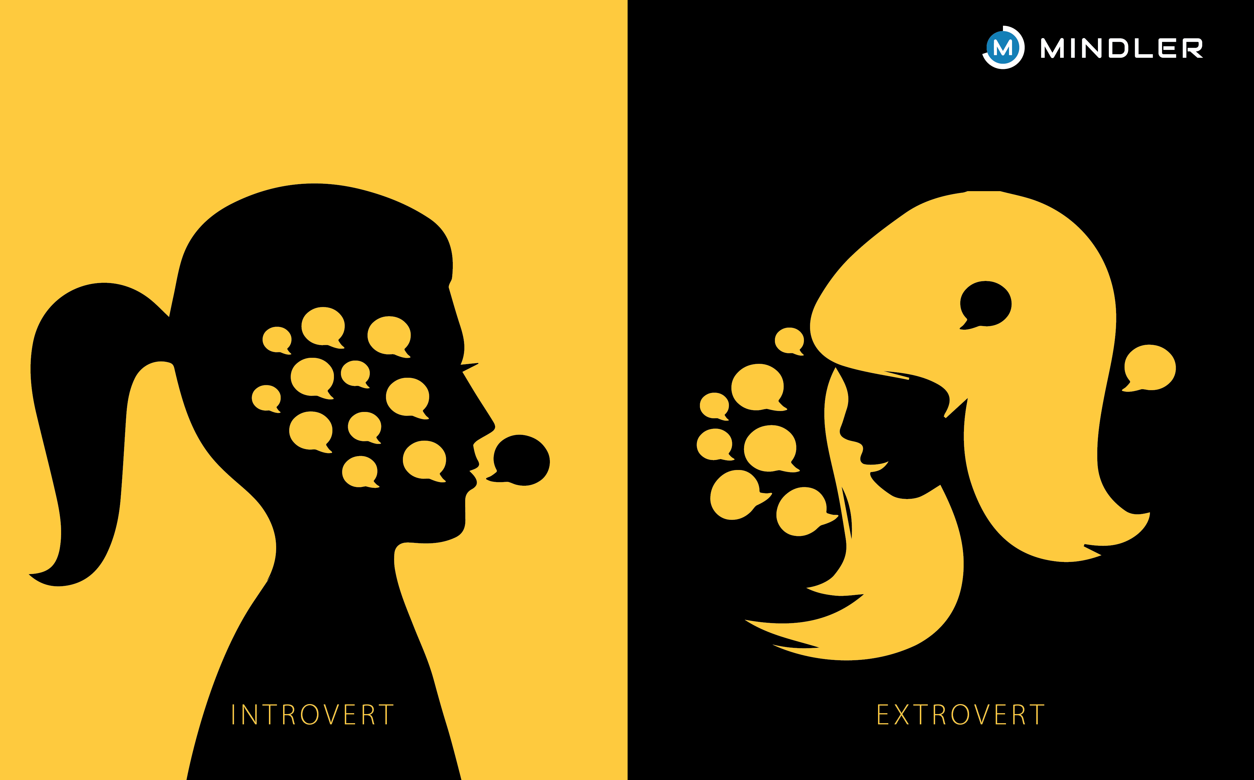 what is introversion At times introversion is more fitting and sometimes being extrovert is a better way to deal with a situation if one develops flexible approach to deal with their personality, then they are not narrowed by the limitations of being affiliated to their sole personality type.
