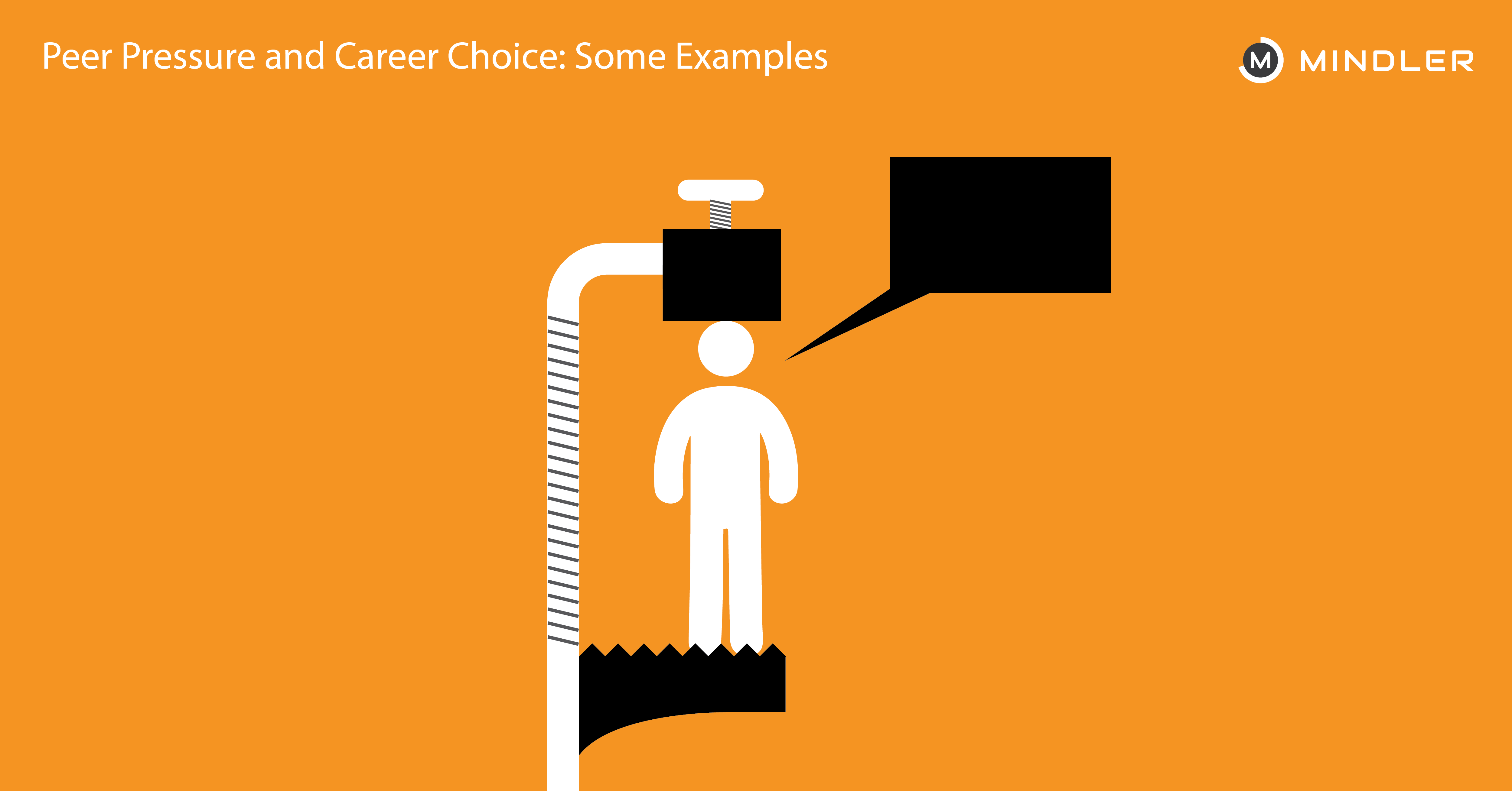 peer influence on career chioce Bergen, rebecca june-schapeler, family influences on young adult career development but because of the multiple factors that influence career choices.